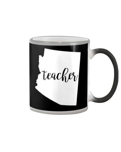 Arizona Teacher Shirt