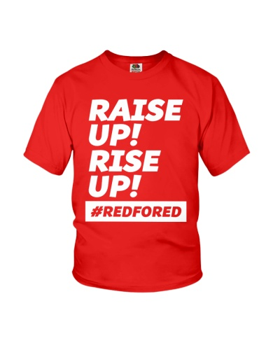 Raise Up Rise Up RedForEd Shirt