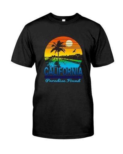 California Republic T-shirt Cali Life Home State