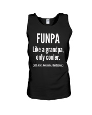 Funpa Grandpa Definition Unisex T-Shirt Unisex Tank thumbnail
