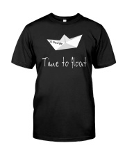 Time To Float T-Shirt Classic T-Shirt thumbnail