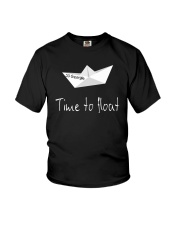 Time To Float T-Shirt Youth T-Shirt thumbnail