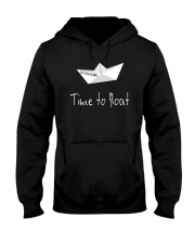 Time To Float T-Shirt Hooded Sweatshirt thumbnail