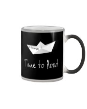 Time To Float T-Shirt Color Changing Mug thumbnail