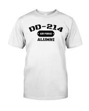 DD-214 US Air Force Alumni T-Shirt Classic T-Shirt thumbnail