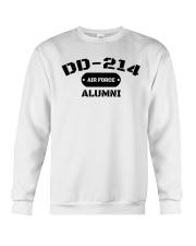 DD-214 US Air Force Alumni T-Shirt Crewneck Sweatshirt thumbnail