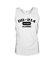 DD-214 US Air Force Alumni T-Shirt Unisex Tank thumbnail
