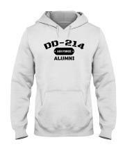 DD-214 US Air Force Alumni T-Shirt Hooded Sweatshirt thumbnail