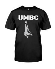 UMBC Retrievers Basketball Shirt Classic T-Shirt thumbnail