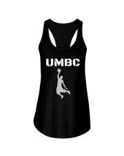 UMBC Retrievers Basketball Shirt Ladies Flowy Tank thumbnail