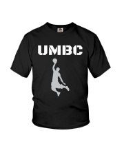 UMBC Retrievers Basketball Shirt Youth T-Shirt thumbnail