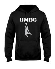 UMBC Retrievers Basketball Shirt Hooded Sweatshirt thumbnail