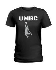 UMBC Retrievers Basketball Shirt Ladies T-Shirt thumbnail