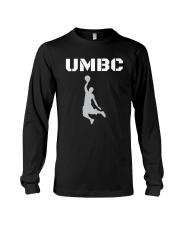 UMBC Retrievers Basketball Shirt Long Sleeve Tee thumbnail