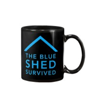 The Blue Shed Survived Hurricane Harvey T-Shirt Mug thumbnail