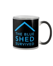The Blue Shed Survived Hurricane Harvey T-Shirt Color Changing Mug thumbnail