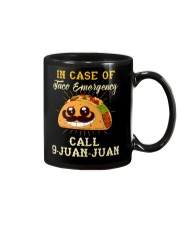 Emergency Call 9 Juan Juan 2018 T-Shirt Mug tile