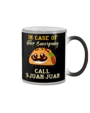 Emergency Call 9 Juan Juan 2018 T-Shirt Color Changing Mug thumbnail