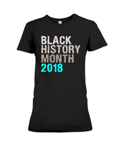 Black History Month 2018 Tees