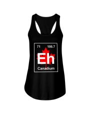 Eh Canadium Funny Best Gift For Team Canada Shirt Ladies Flowy Tank thumbnail