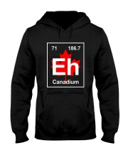 Eh Canadium Funny Best Gift For Team Canada Shirt Hooded Sweatshirt thumbnail