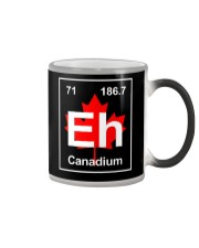 Eh Canadium Funny Best Gift For Team Canada Shirt Color Changing Mug thumbnail
