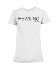 RIP Stephen Hawking Classic Shirt Premium Fit Ladies Tee front
