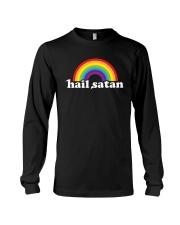 Hail Satan T-Shirt Long Sleeve Tee thumbnail