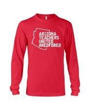 Arizona Teachers United REDforED Shirt Long Sleeve Tee thumbnail