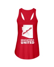 Red For Ed Educators United T-Shirt Ladies Flowy Tank tile