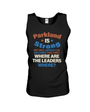 Parkland IS Strong T-Shirt Unisex Tank thumbnail