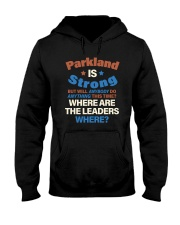 Parkland IS Strong T-Shirt Hooded Sweatshirt thumbnail