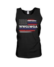 WWG1WGA Qnon Political T-Shirt Unisex Tank thumbnail