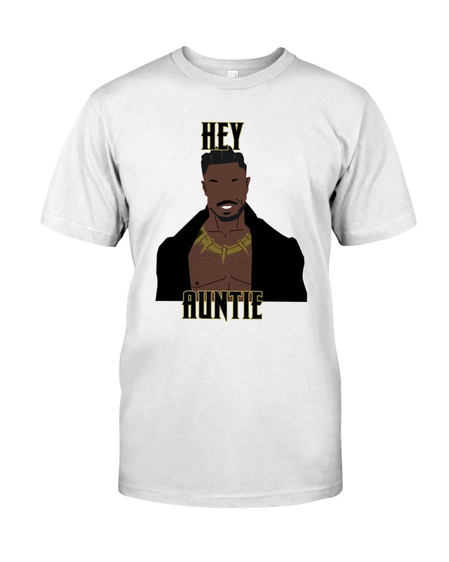 Hey Auntie Gift T-Shirt Classic T-Shirt