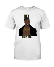 Hey Auntie Gift T-Shirt Classic T-Shirt front