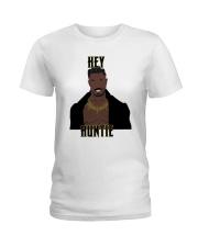 Hey Auntie Gift T-Shirt Ladies T-Shirt thumbnail