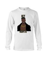Hey Auntie Gift T-Shirt Long Sleeve Tee thumbnail