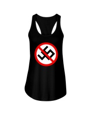 No 45 Anti Trump Political Impeach Trump T-Shirt Ladies Flowy Tank thumbnail