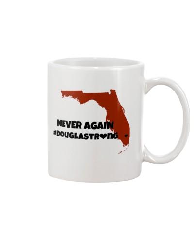 Never Again Douglas Strong T-Shirt