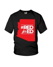 Hashtag Red For Ed Shirt Youth T-Shirt thumbnail