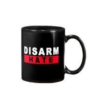Disarm Hate Gun Control Shirt Mug thumbnail