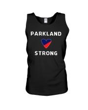 Parkland Florida Strong Shirt Unisex Tank thumbnail