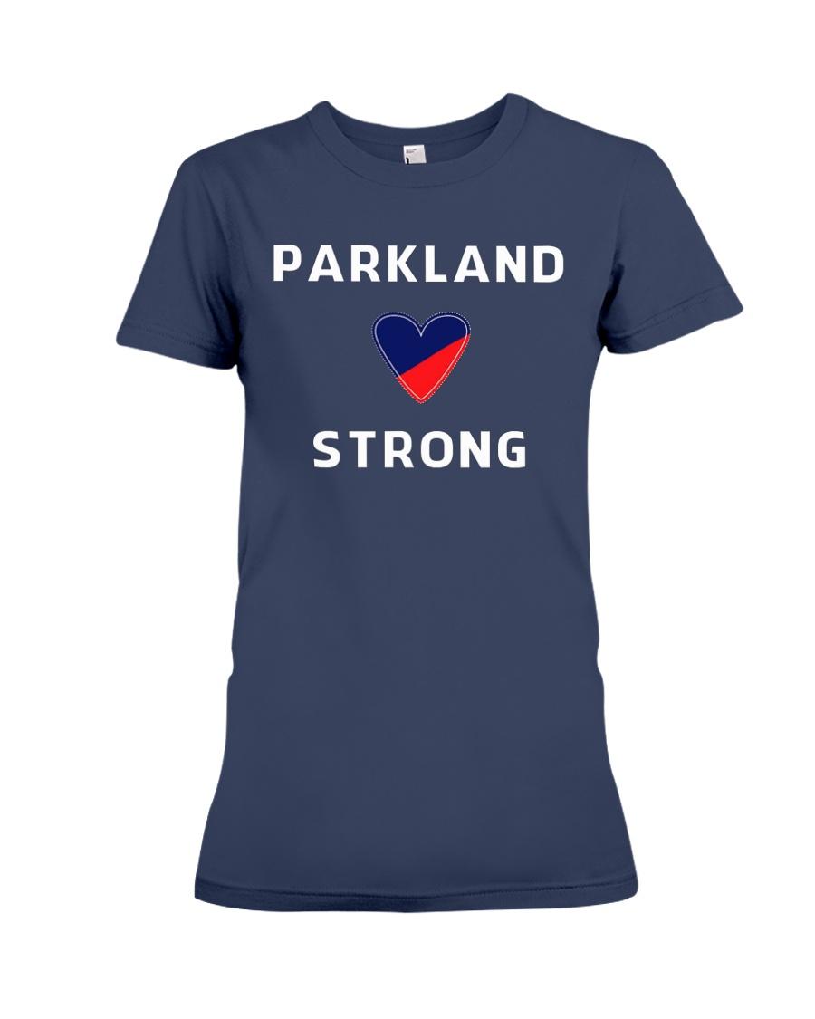 Parkland Florida Strong Shirt Premium Fit Ladies Tee