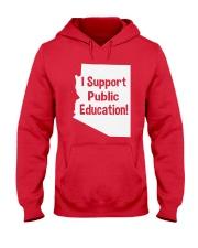 I Support Public Education T-Shirt Hooded Sweatshirt thumbnail