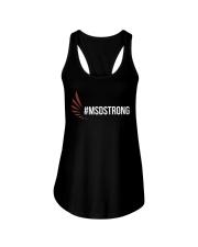 Hashtag MSD Strong Shirt Ladies Flowy Tank thumbnail