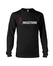 Hashtag MSD Strong Shirt Long Sleeve Tee thumbnail