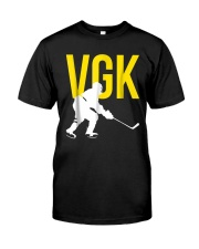 Hockey Golden Knight Tee Shirt Classic T-Shirt thumbnail