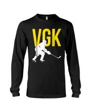 Hockey Golden Knight Tee Shirt Long Sleeve Tee thumbnail