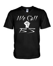 We Call BS Classic T-Shirt V-Neck T-Shirt thumbnail