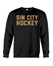 Sin City Hockey Golden T-Shirt Crewneck Sweatshirt thumbnail